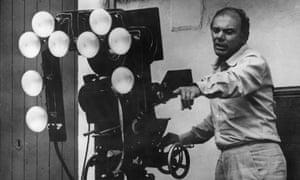 Francesco Rosi shooting Salvatore Giuliano. Photograph: Alamy