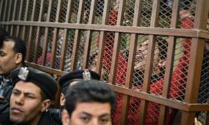 Cairo acquittals