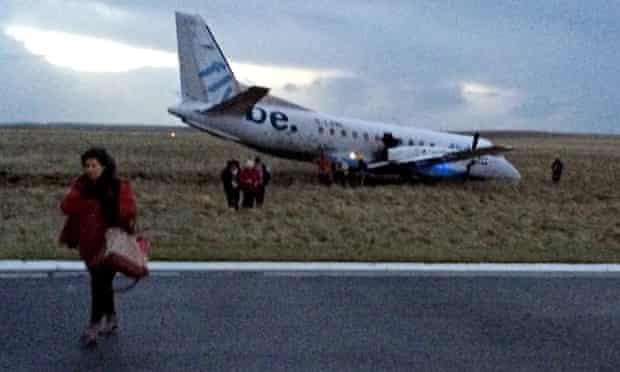 stornoway plane