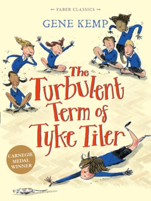 Gene Kemp's The Turbulent Term of Tyke Tiler hinges on a sleight of hand