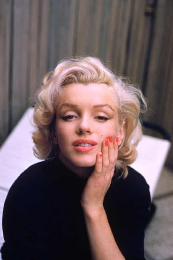 Marilyn Monroe. Photograph: Alfred Eisenstaedt