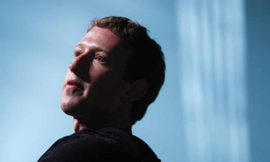 Mark Zuckerberg in 2013.