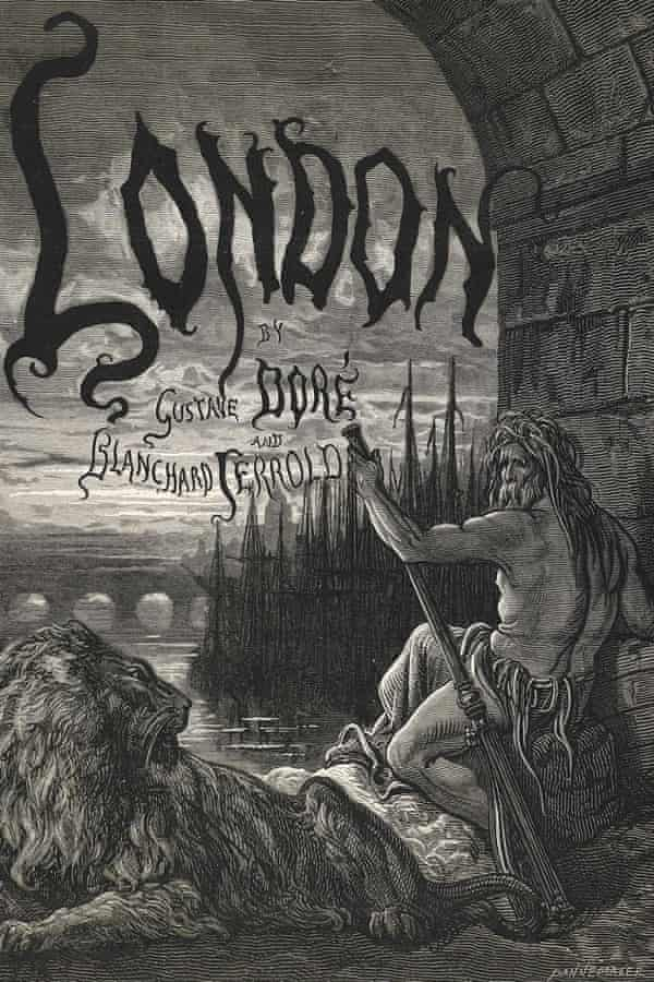 Front cover of Gustave Doré's London: A Pilgrimage.