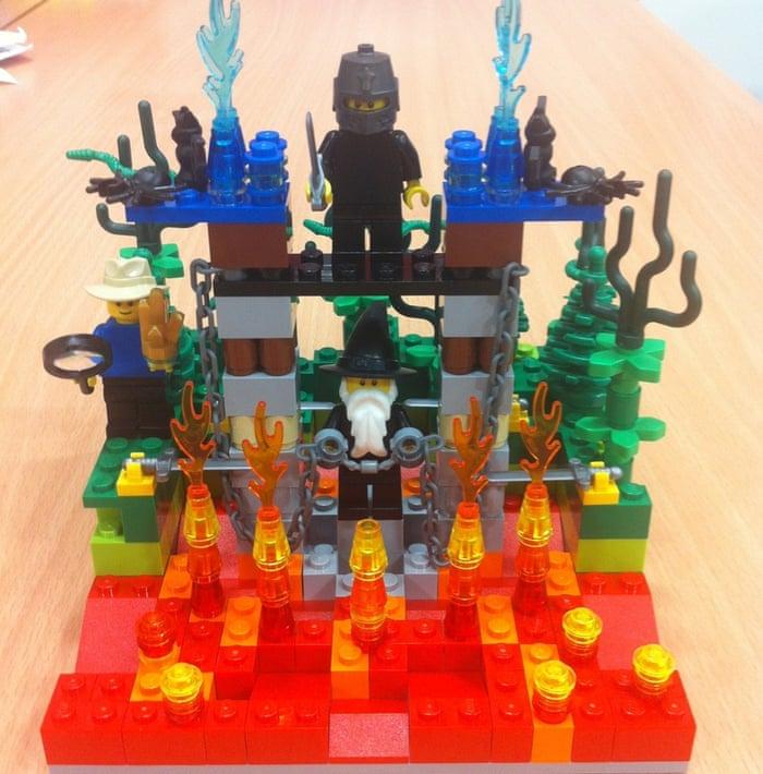 Five ways teachers use Lego creatively in class   Teacher