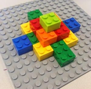 Coding using Lego