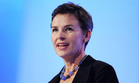 Mary Creagh, shadow secretary of state for international development.