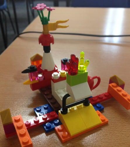 lego spacehip