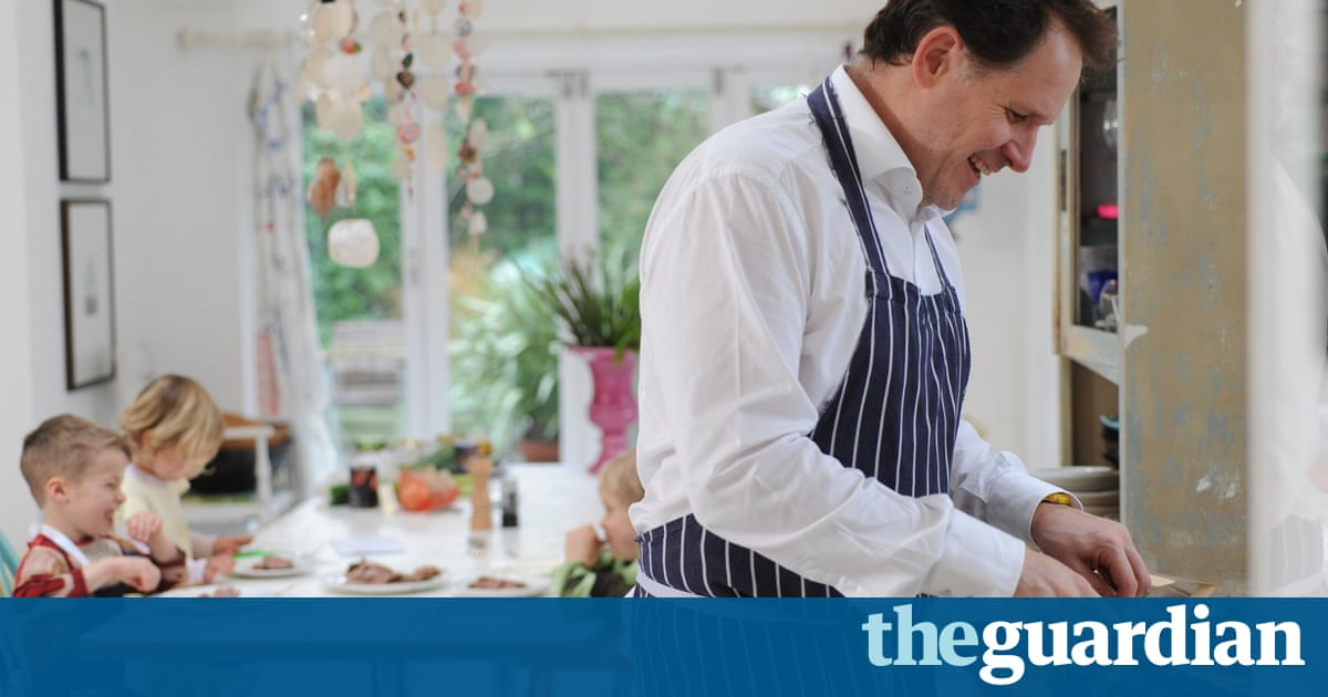 ... with Henry Dimbleby | Back to basics | Life and style | The Guardian