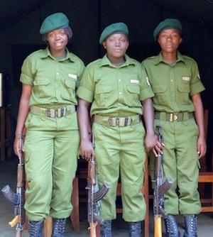 Virunga women rangers