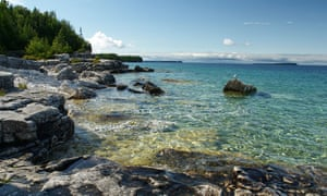 Letter from Canada: Emerald waters of Georgian Bay