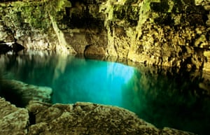 Letter from Canada: The Grotto, Ontario