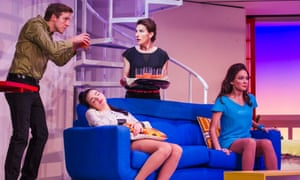Women on the Verge of a Nervous Breakdown at the Playhouse theatre.