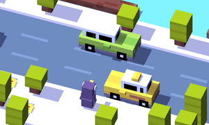 Crossy Road has been a hit on iOS, and launched recently for Android too.