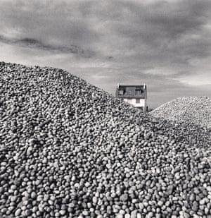 Pebbles and Beach House, Cayeux-sur-Mer, France, 2009