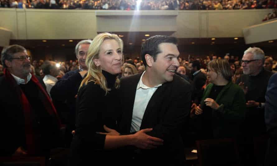 Dourou Tsipras