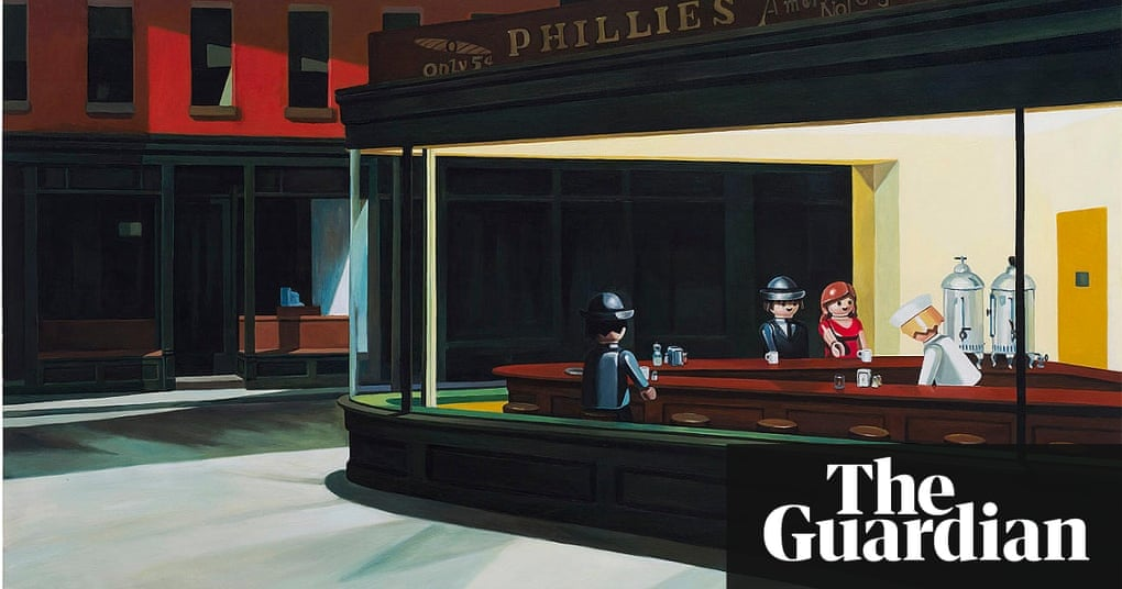 classic paintings interpreted as playmobil scenes in pictures news the guardian. Black Bedroom Furniture Sets. Home Design Ideas