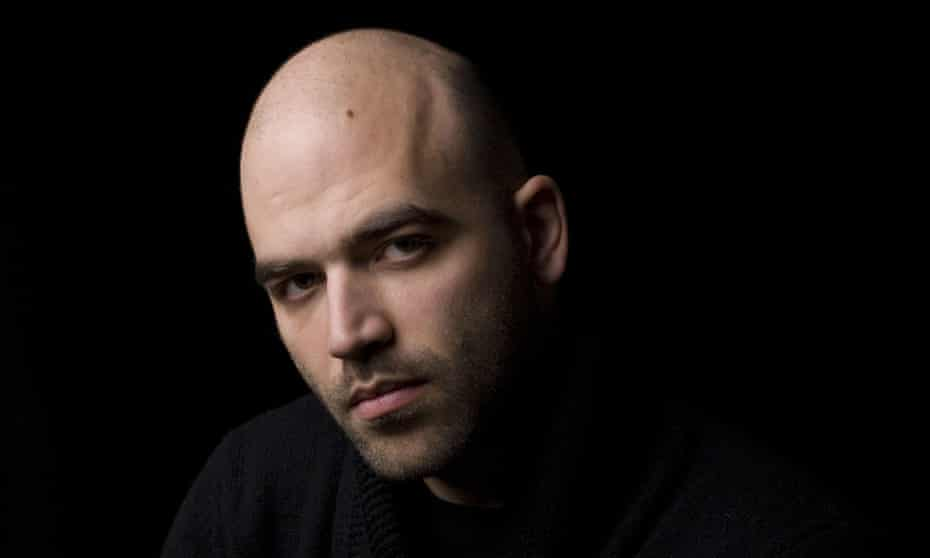 Roberto Saviano, author of the international bestseller Gomorrah: Italy's Other Mafia, has lived under armed protection for eight years.