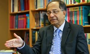 World Bank chief economist Kaushik Basu