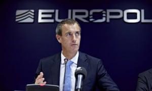 Europol's Rob Wainwright