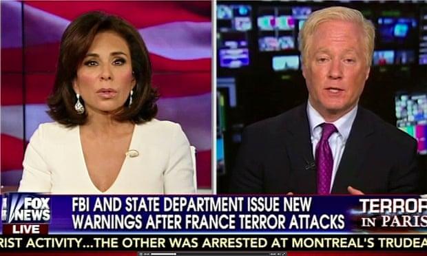 Steven Emerson on Fox TV