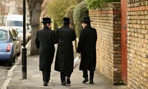Jewish Community In Stamford Hill