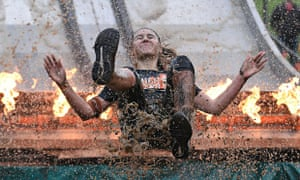 Tough Mudder London South - Winchester