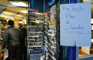 A handwritten sign, which reads No more Charlie, is displayed after it sold out the limited stock
