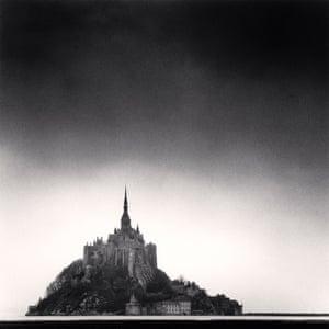 Mont St. Michel, Normandy, France, 1991
