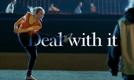 Sport England's This Girl Can TV ad