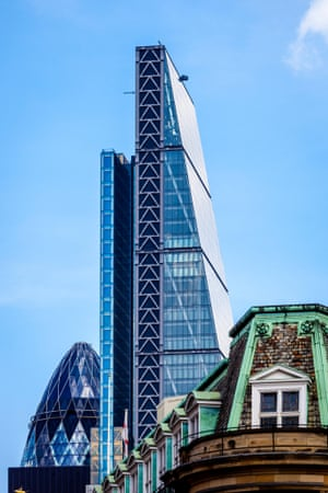cheesegrater tower loses third bolt in three months