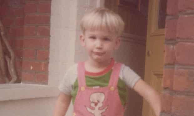 Christian Jessen toddler
