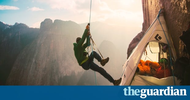 Yosemite Duo Summit Worlds Toughest Climb On El Capitan US - Two climbers scale 3000ft hardest route world