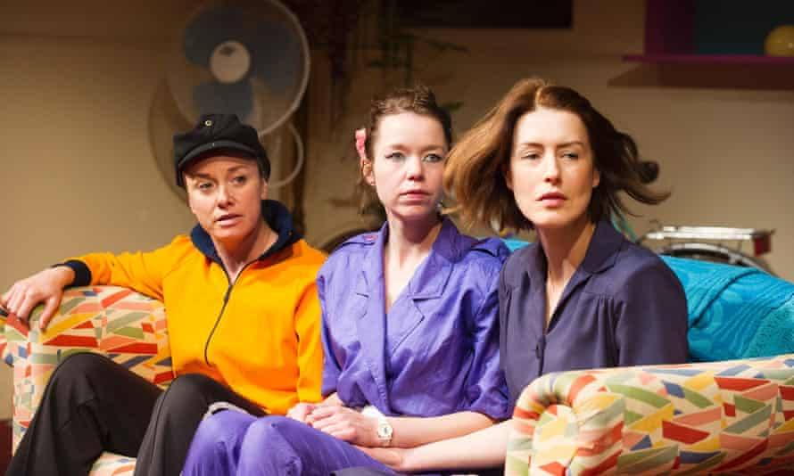Di and Viv and Rose Hampstead cast Tamzin Outhwaite, Anna Maxwell Martin and Gina McKee.