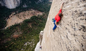 Tommy Caldwell on pitch 19