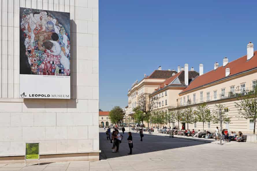 Leopold Museum, Vienna, Austria