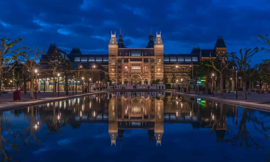 Rijksmuseum, Amsterdam. Photograph: JL Marshall