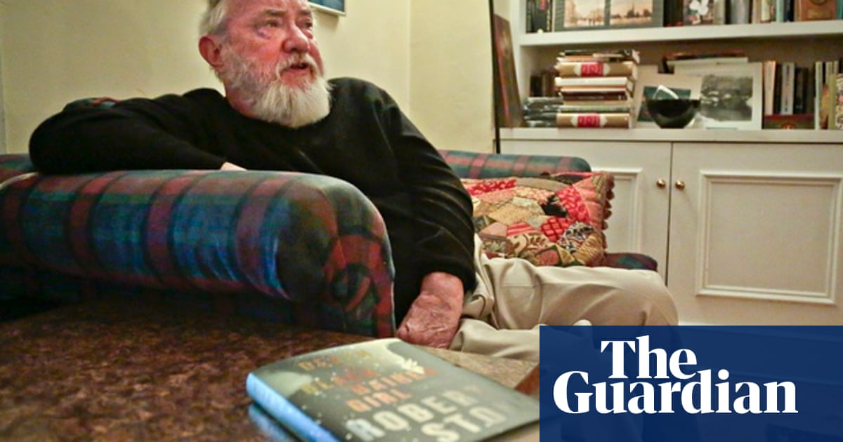 Robert Stones Fun With Problems >> Robert Stone Obituary Books The Guardian
