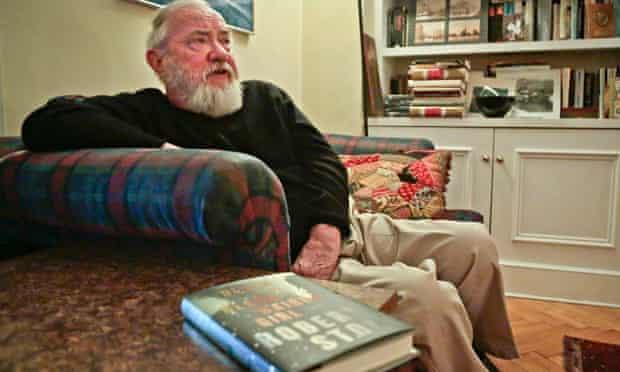 Robert Stone in New York in 2013.