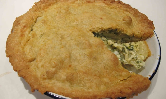 How To Make The Perfect Cheese And Onion Pie Food The