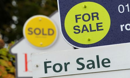 House price rises in the UK are slowing down, says Rics, with more surveyors reporting price falls than rises.
