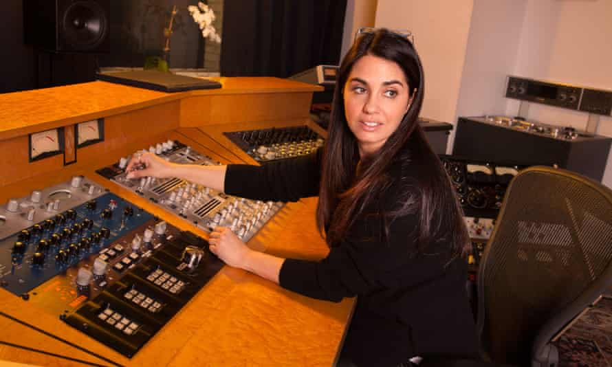 Emily Lazar: setting controls for the heart of the sun