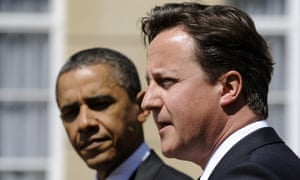 US President Barack Obama and Britain's Prime Minister David Cameron will meet in Washington soon and are expected to announce a combined anti-terror effort.