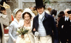 Jennifer Ehle and Colin Firth in a still from the film Pride and Prejudice, 1995.