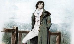 Portrait of Sydney Carton 7 February 1812 - 9 June 1870.  Illustration by Frederick Barnard