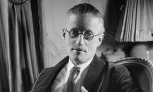 James Joyce, Paris, 1934.