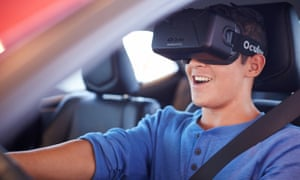 Toyota is using Oculus Rift to warn people about distracted driving.