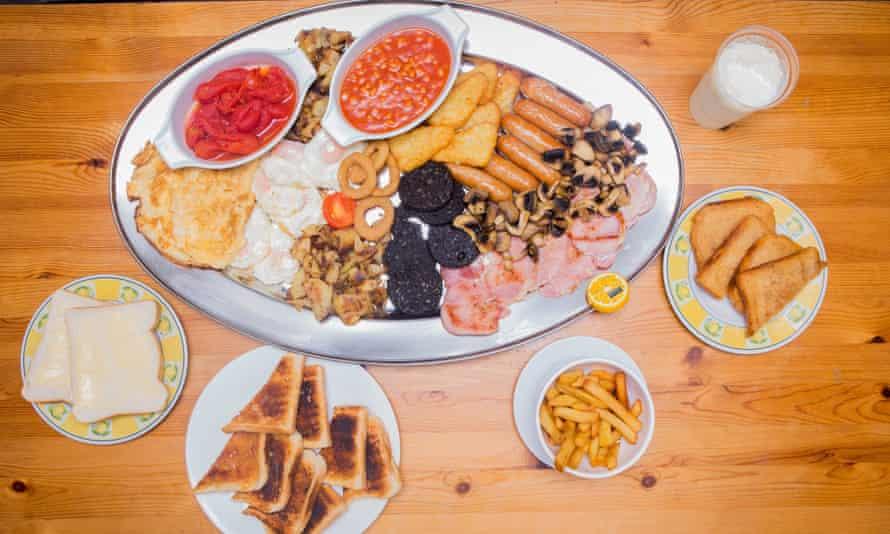 Monster Mega Breakfast