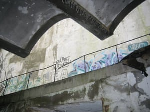 St Peter's Seminary in Glasgow.