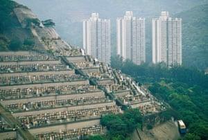 Chai Wan cemetery