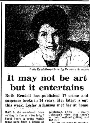 Rendell 10 May 1978